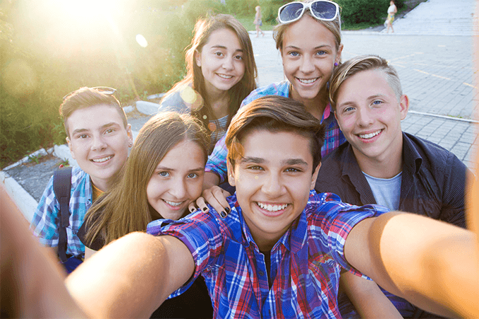 Teenagers and Oral Health