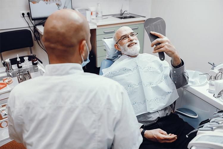 Oral reconstruction